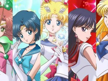 sailors scouts inners sailor moon crystal - sailor scouts sailor moon crystal