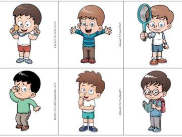 Prawa dziecka - Obrazek przedstawiający prawa dziecka.