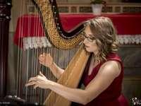 Harfa- instrument szarpany