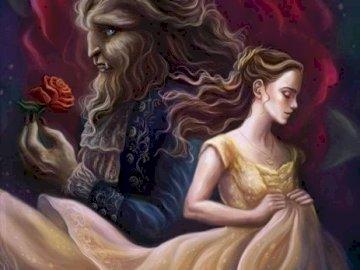 Piękna i Bestia 2 - Bohater literatury dla dzieci