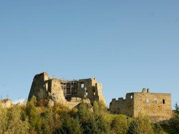 Wycieczka na zamek - Takie piękne widoki zobaczyliśmy podczas naszej jesiennej wycieczki. Miło powspominać.