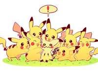 Pikachu i mimikyu