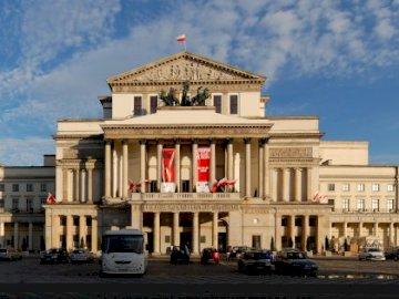 Teatr Wielki w Warszawie - Teatr Wielki w Warszawie