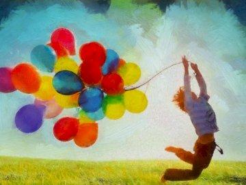 dzień dziecka - Życzę miłej zabawy