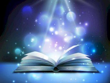 książka - Masz przed sobą magiczne wyzwanie.