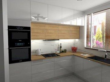 Kuchnia moich snów - Kuchnia którą chcę mieć. Obraz kuchni