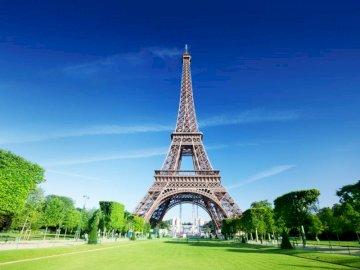 sp316warszawa - Podroż po Europie Paryż