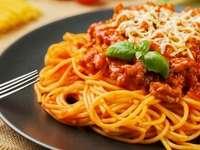 spaghetti - niente è meglio di un buon piatto di pasta