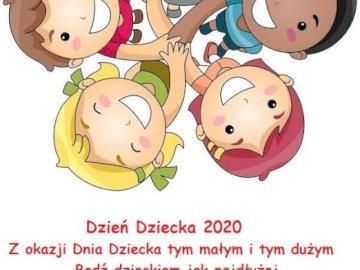 Dzień Dziecka 2020 - Puzzle z okazji Dnia Dziecka