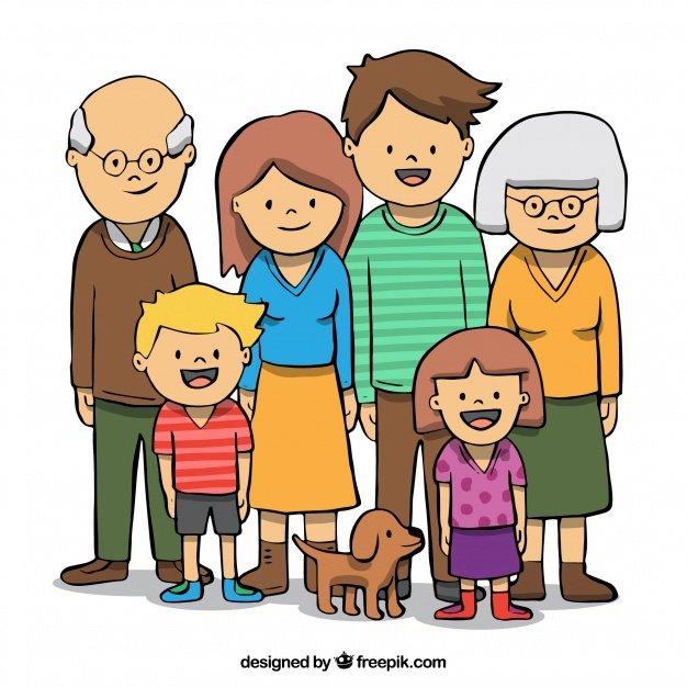 La familia - RELACIONES FAMILIARES. Actividad de la Responsabilidad. ROMPECABEZAS SOBRE RELACIONES FAMILIARES (5×5)