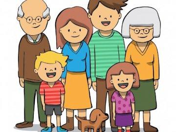 La familia - Actividad de la Responsabilidad