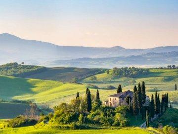 Tuscany, Italy - italian landscape - tuscany