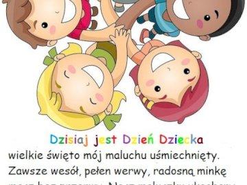 Dzień Dziecka - Dzień Dziecka 2020 Życzenia dla Wszystkich dzieci z Wałbrzycha.