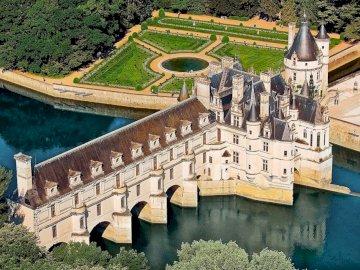 Zamki nad Loara - Paryż nad Sekwaną - zamki nad Loarą