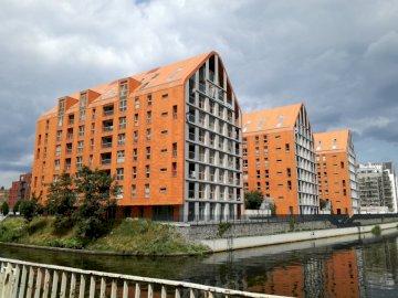 apartamenty - Gdańsk - Apartamenty na Wyspie Spichrzów w Gdańsku