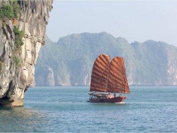 La Baie d'Halong - Baie d'Halong au Vietnam