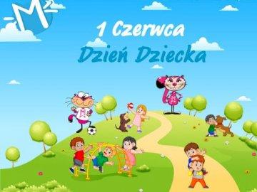 Dzień Dziecka - Dzień Dziecka 2020 - puzzle