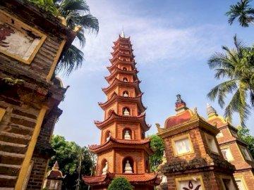 Pagode du Vietnam - Pagode du Vietnam, temple du Vietnam