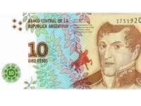 BILLETE DE 10