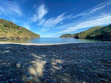 Lust auf Meer - Bucht, schöne Stimmung, Costa Brava