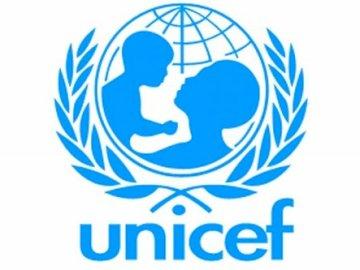 UNICEF LOGO - Puzzle przedstawiające logo unicef