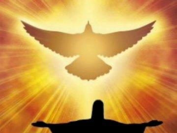 Zesłanie Ducha Świętego - Ułóż puzzle, które przypominają o Uroczystości Zesłania Ducha Świętego.