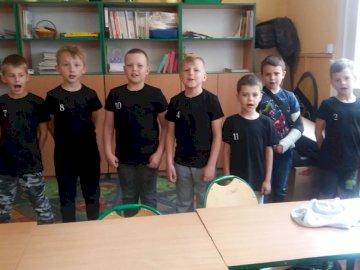 Chłopcy z klasy II c - Chłopcy z klasy IIc