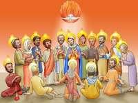 Zesłanie Ducha Świętego (dzieci)
