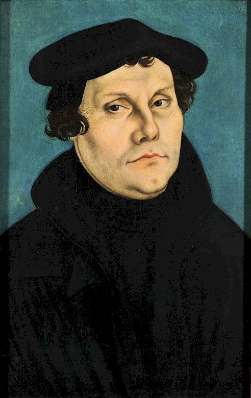 MARTIN LUTERO MONJE - fue un teólogo y fraile católico agustino que comenzó e impulso la reforma religiosa en Alemania