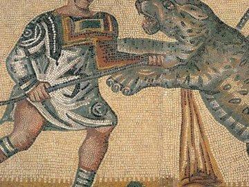 Les jeux romains - jeux sur les gladiateurs
