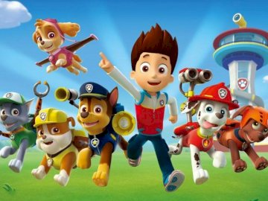 Psi Patrol, Ryder I Pieski - Psi Patrol, Serial Animowany Dla Dzieci