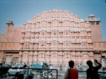 Palatul - Jaipur - Palatul Vânturilor din Jaipur, Rajasthan