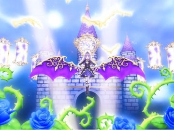 Cirkuszi lázóra - A LoLi GoThiC a kék császárnő Coord。