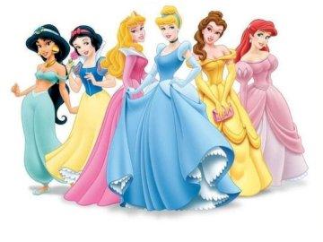 Prinsessen - prinses puzzels
