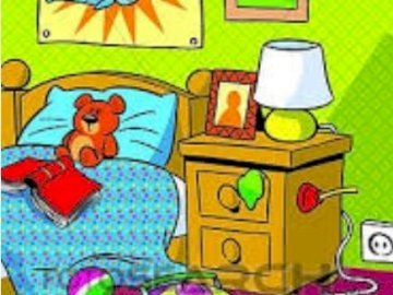puzzle pokoju w domu - Zrób puzzle pokoju w domu