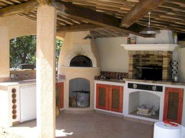Evelynec - meine Sommerküche in der Sonne