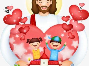Jezus en kinderen - Jezus en kinderen - kinderdag