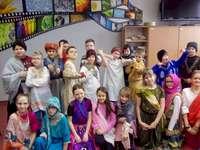 Notre classe - Notre classe est la Journée des enfants 2020