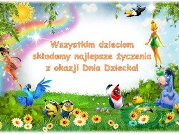 Kindertag - Wir wünschen Ihnen alles Gute für Ihren Urlaub!