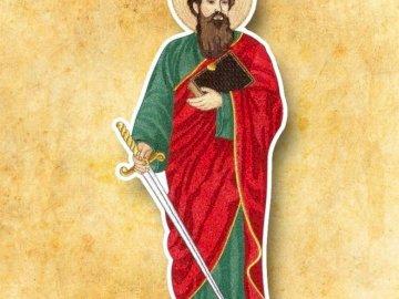 St. Paul Tarsus - portrait of saint Paul of Tarsus