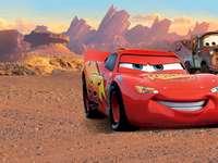 Puzzle di cartoni animati di automobili 25 pezzi - Auto puzzle: auto 5x5 pezzi