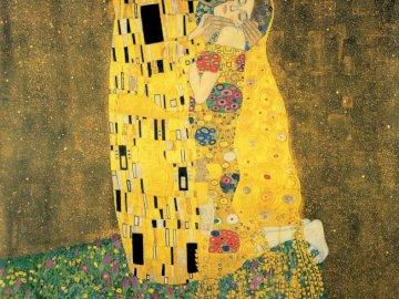 Pocałunek - A. Klimt - Pocałunek - A. Klimt