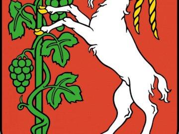 Koziołek - Koziołek, herb Lublina symbol dostatku, szczęścia i pomyślności