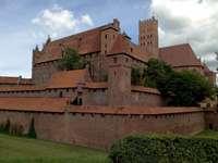 Замък в Малборк