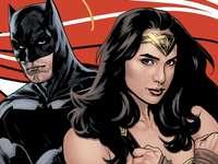 Batman e Mulher Maravilha - Super-heróis da DC Comics