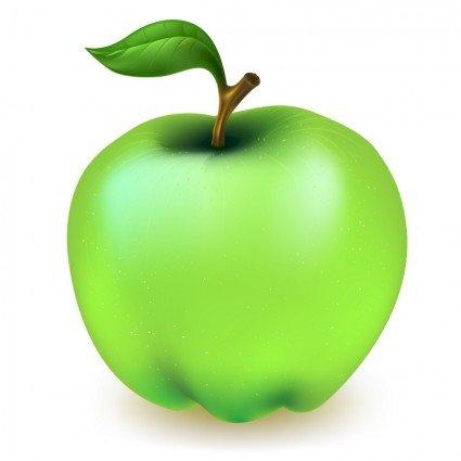 Apple-alma - alma, gyümölcs, alma, élelmiszer (5×5)