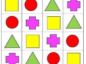 formesgéo - Retrouver les formes géométriques