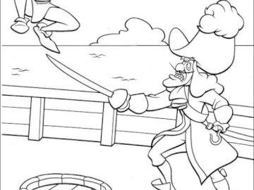 PETER PAN - Quebra-cabeça é um jogo onde um jogador deve resolver um problema proposto. Nesse tipo de jogo, o