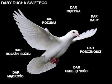 esprit Saint - 7 dons du Saint-Esprit