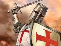 Den medeltida riddaren
